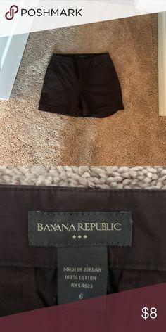 Selling this Banana republic shorts on Poshmark! My username is: sarahoagey. #shopmycloset #poshmark #fashion #shopping #style #forsale #Banana Republic #Pants