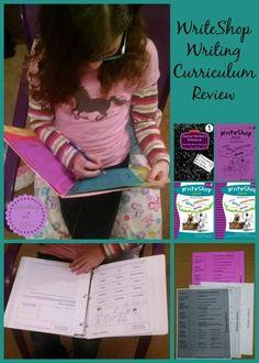 WriteShop writing curriculum review