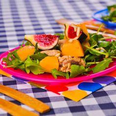 Salade de Volaille aux Figues