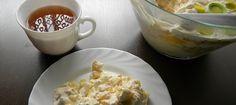 Kawa z mlekiem: Śląska sałatka warstwowa (bezglutenowa)