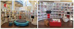 Amsterdam-Openbare Bibliotheek Amsterdam(アムステルダム公共図書館)― : オランダだより
