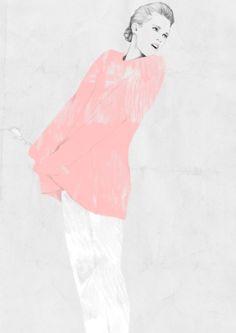 #websista #fashion #illustration #JudithvandenHoek