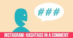 Instagram hashtags comment Hashtags, Insight, Communication, Knowledge, Hacks, Social Media, Digital, Business, Blog