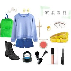 Finn from Adventure Time outfit.
