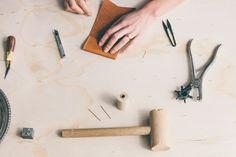 Creative Q & A: Stitch & Hammer