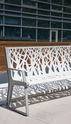 Anova is committed to creating high-design, fine-quality products that also help customers achieve their goals in sustainability and LEED certification. Outdoor Furniture Bench, City Furniture, Street Furniture, Metal Furniture, Home Decor Furniture, Industrial Furniture, Rustic Furniture, Vintage Furniture, Furniture Design