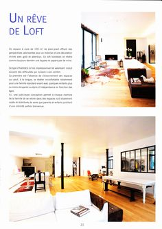 loft Bordeaux (33) French country