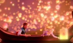 Light up your week with #Tangled.