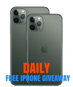 Win a brand new iPhone 11 Get Free Iphone, New Iphone, Iphone 7 Plus, Apple Iphone, Apple Ipad, Apple Tv, Iphone Offers, Win Phone, Free Iphone Giveaway