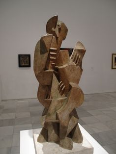 Jacques Lipchitz - Sailor with Guitar