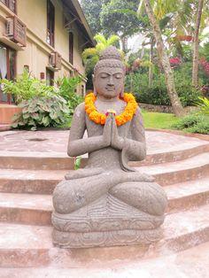 Buddha, Soulshine Resort, Ubud, Bali