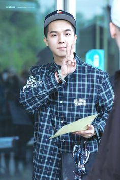 150510 Mino @Show Me The Money 4 audition
