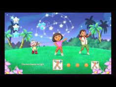The Lion Sleeps Tonight - Nickelodeon Dance - Wii Workouts