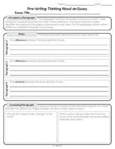 Report vs essay