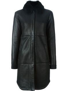 JIL SANDER Lambskin Coat. #jilsander #cloth #coat