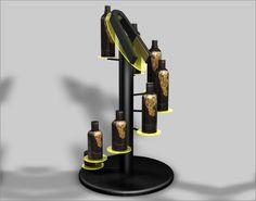 Acrylic Counter Display Stand 9