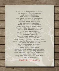Anniversary quote.... Beautiful!