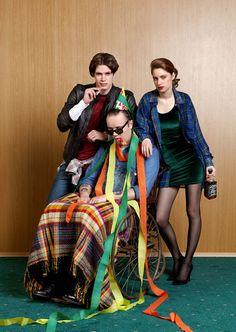 Vice Twin Peaks: Bobby, Leo & Shelly