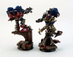 Showcase: Night Lords Kill Team - Tale of Painters