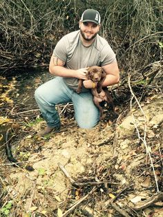 Hiking with the little buddy #Moose #Hiking #Idaho #Idahome #Puppy