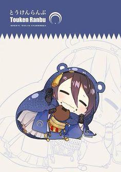 Touken Ranbu 刀剑乱舞