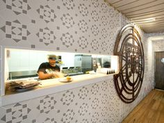 Kitchen pass - Nando's Canberra - Design Clarity
