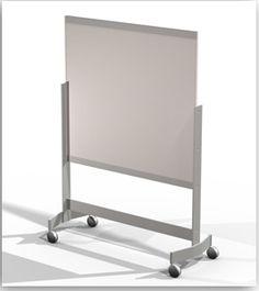 eisys- Magnetic Mobile White Board
