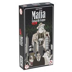 Mafia Cosa di Capo - Juego competitivo.