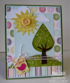 I have to bookmark this blog. Too many beautiful cards to pin!