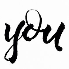 (showing typical brush strokes)  |  #you // #copicbrushpen #handlettering #lettering #brushlettering #doodles #torrieasai