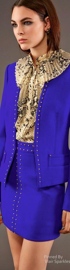 Roberto Cavalli Pre-Fall 2015  ♕♚εїз | BLAIR SPARKLES