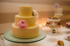 Svatební dort a sweetbar