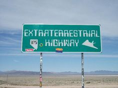 Area 51 - Dreamland Resort: Keep yer head down ! I want to visit Area Ufo, Las Vegas, Lux Series, Paris 3, Area 51, Ancient Aliens, Out Of This World, New Mexico, Us Travel