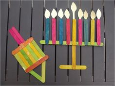 Happy Hanukkah! Fun Holiday Crafts to Make with the Kids