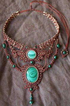 colar Beautiful Macrame colar Beautiful Macrame colar Beautiful Macrame colar Beautiful Macrame Everything about the boho style and macrame technique - how to make jewelry - jewelry makingEverything about the boho style and the macrame Collar Macrame, Macrame Colar, Macrame Necklace, Macrame Knots, Macrame Jewelry, Macrame Bracelets, Boho Jewelry, Jewelry Crafts, Jewelry Art