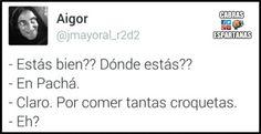 Carteles graciosos originales, Twitter y Facebook los mejores chistes en español. Videos de risa en Vine y Youtube.