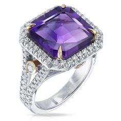 Amethyst Ring | Devotion Collection | Fabergé.com