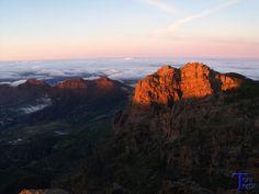 Viendo amanecer #Spain #CanaryIslands #GranCanaria