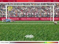 FC Bayern Soccer Shootout Animation, Videos, Music, Youtube, Bavaria, Musica, Musik, Muziek