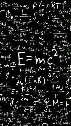Um Wallpaper estilo Albert Einstein, para aqueles gênios.