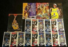 nice KOBE BRYANT ROOKIE BASKETBALL CARD LOT (LOT OF x9 CARDS) - For Sale View more at http://shipperscentral.com/wp/product/kobe-bryant-rookie-basketball-card-lot-lot-of-x9-cards-for-sale/