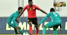 CHAN lose to lucky Congo as Angola and Burkinabe draw Congo, Places, Lugares