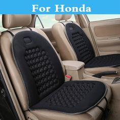 Car massage Seat Cushion Cover Pad Auto Supplies For Honda Accord Airwave City Crossroad Crosstour CR-V CR-Z Element #Affiliate