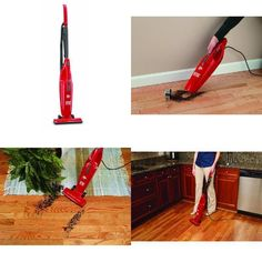 Corded Power Handheld Vacuum Cleaner Lightweight Portable Bagless Upright Home #DirtDevil http://www.cleaningwife.com/product-category/robotic-vacuums/