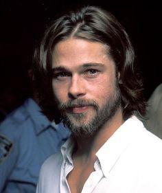 Brad Pitt~ Cute cute cute!