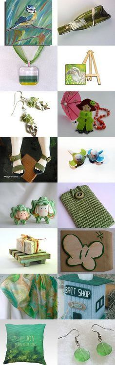 charming easter  by Sonja Zeltner-Mueller on Etsy--Pinned with TreasuryPin.com