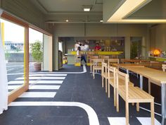 Café/Day by Suppose Design Office | Yatzer