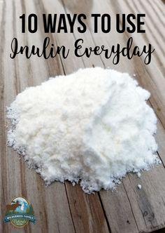 Molecula Inulin Abnehmen