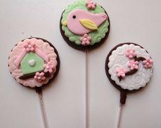 Buffet, Biscuits, Sugar, Birds 2, Birthday, Desserts, Cupcake, How To Make, Garden Birthday Parties