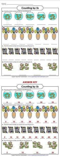 Super Teacher Worksheets Has Skip Counting Worksheets For Numbers 2